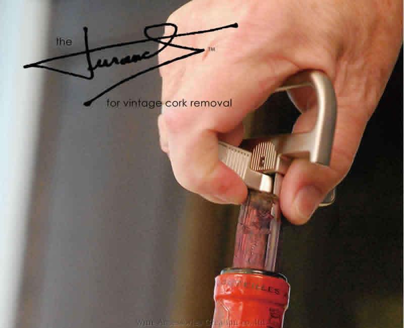 ザ・デュランド ヴィンテージコルク抜き | ワイン・アクセサリーズ・クリエイション