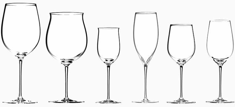 リーデルの魅力とは?(形は機能に従わなくてはならない) | ワイン ...